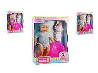 Кукла пупс интерактивный Беби Борн Baby Born аналог Zapf Creatio MZT8961 Киев