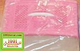 """Комод пластиковый """"Консенсус"""", розовый, фото 2"""