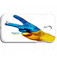 "Чехол накладка ""Украина"" Samsung Galaxy S4 / i9500  пленка!"
