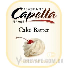 Ароматизатор Capella Cake Batter (Крем для торта)