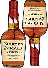 Вафельная картинка Виски Maker's Mark
