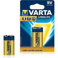 Varta Krona (6LR61) Longlife 1шт (04122101411)