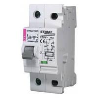 Автоматический выключатель с Д/У ETIMAT 11 RC (10кА) 1P 32 А хар-ка C, ETI (Словения)