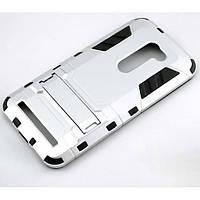 """Чехол накладка для Asus Zenfone 2 ZE500CL 5.0""""  серый"""