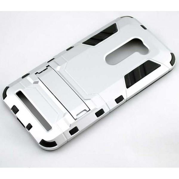 """Чехол накладка для Asus Zenfone 2 ZE500CL 5.0""""  серый - Интернет-магазин """"VEST"""" в Львовской области"""