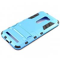"Чехол накладка для Asus Zenfone 2 ZE500CL 5.0""  синий"