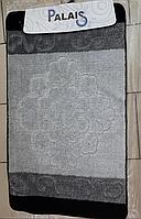 Коврик для ванной и душа, резиновая основа, высота ворса 11 мм, разные цвета