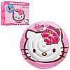 Плотик надувной Hello Kitty 56513, круглый, 37см, с веревкой, до 40кг, в кор-ке, 25,5-23-9,5см