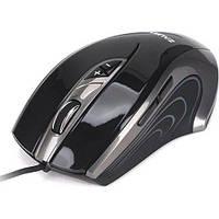 Мышка Zalman ZM-GM1 Black + Игровая поверхность