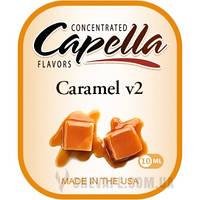 Ароматизатор Capella Caramel v2 (Карамель) 10 мл.