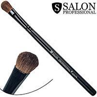 Salon Prof. Кисть для макияжа 3321FB (средняя) полу-плоская закругленная 15х10мм