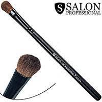 Salon Prof. Кисть для макияжа 3321FB (средняя) полу-плоская закругленная 15х10мм, фото 2