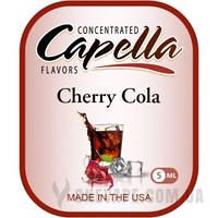 Ароматизатор Capella Cherry Cola (Вишневая Кола)