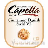 Ароматизатор Capella Cinnamon Danish Swirl V2 (Булочка с корицей)