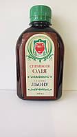 Масло льняное Украинское 250 мл.
