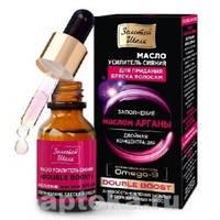 Золотой Шелк масло усилитель сияния д/придания блеска волосам 25мл