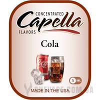 Ароматизатор Capella Cola (Кола) 5 мл.