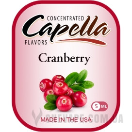 Ароматизатор Capella Cranberry (Клюква)
