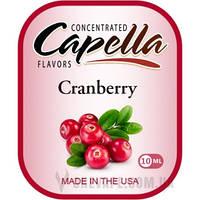 Ароматизатор Capella Cranberry (Клюква) 10 мл.