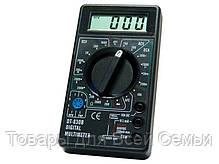 Цифровой мультиметр DT-830B тестер , фото 2