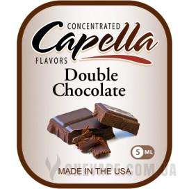 Ароматизатор Capella Double Chocolate (Двойной Шоколад)