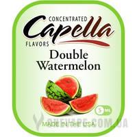 Ароматизатор для парения Capella Double Watermelon (Арбуз) 5 мл.
