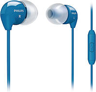Наушники Philips SHE3595BL/00 Blue