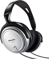 Наушники Philips SHP2500/10 Black/Silver