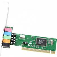 Звуковая карта Manli C-Media 8738 PCI 6 каналов