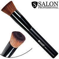Salon Prof. Кисть для макияжа AC-1 (большая) бочонок прямой-срез 23х18мм