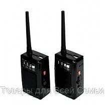 Радиоприемник с рацией GOLON RX-D3 USB/SD/АКБ 2шт, фото 3