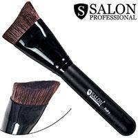 Salon Prof. Кисть для макияжа N 18-1 (большая) овальная волна-срез 15х35мм