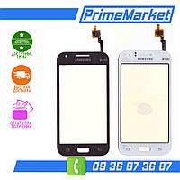 Samsung Galaxy J1 Duos J100 H  Тачскрин /Сенсор Черный /Белый