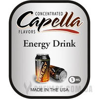 Ароматизатор Capella Energy Drink (Энергетик) 5 мл.