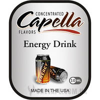 Ароматизатор Capella Energy Drink (Энергетик) 10 мл.