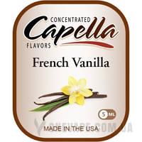 Ароматизатор Capella French Vanilla (Французкая ваниль)