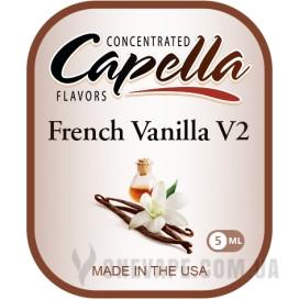 Ароматизатор Capella French Vanilla V2 (Французкая ваниль)