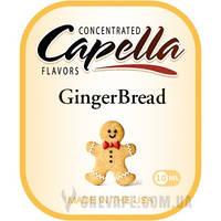 Ароматизатор Capella GingerBread (Имбирный Пряник) 10 мл.