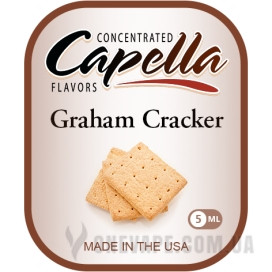 Ароматизатор Capella Graham Cracker (Крекер Грэма)