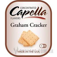 Ароматизатор Capella Graham Cracker (Крекер Грэма)