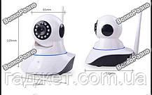 WI-FI IP камера и сигнализация  KERUI IPC-Z05 2 в 1 устройстве камера и сигнализация, фото 2
