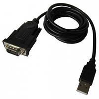 Адаптер Dynamode USB 2.0 to COM RS232 1.5m (FTDI-DB9M-02)