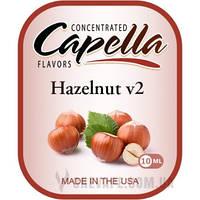 Ароматизатор Capella Hazelnut v2 (Лесной Орех) 10 мл.