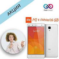 Новый Оригинальный Xiaomi Mi4 16Gb (White)