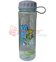 Детская бутылка на 600 мл.S-019