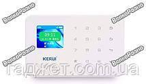 KERUI G18 Беспроводная GSM сигнализация, Android/IOS, Полный комплект. , фото 3