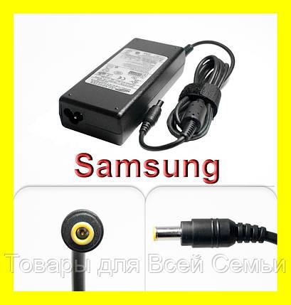 Блок питания для Samsung 19V 4.74A +Кабель, фото 2