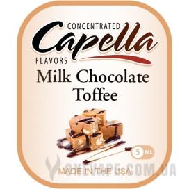 Ароматизатор Capella Milk Chocolate Toffee (Молочная ириска)
