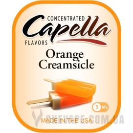 Ароматизатор Capella Orange Creamsicle (Апельсиновый Фруктовый Лед)