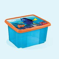 Ящик для игрушек Dory 45 литров Keeeper
